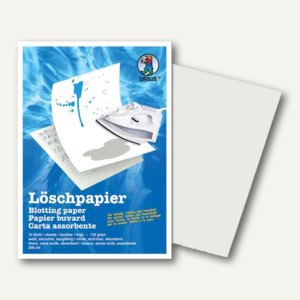 Ursus Löschpapierblock, DIN A5, 10 Blatt, 3979200