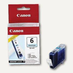 Canon Tintentank BJC8200, BCI-6PC, fotocyan, 4709A002