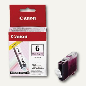 Canon Tintentank BJC8200, BCI-6PM, fotomagenta, 4710A002