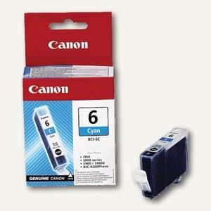 Canon Tintentank BJC8200, BCI-6C, cyan, 4706A002