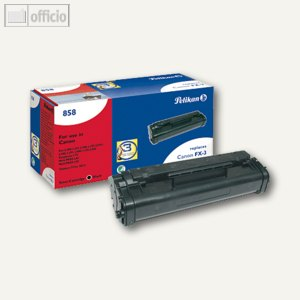Pelikan Lasertoner 858, kompatibel zu Canon FX-3, 619239