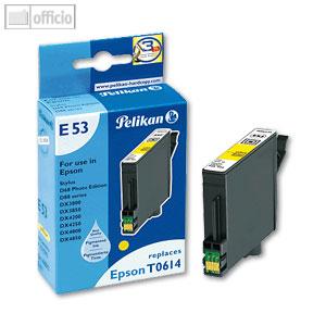 E53 InkJet-Patrone für Epson T061440