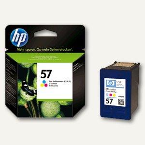 HP Tintenpatrone Nr.57, farbig, 17 ml, C6657AE