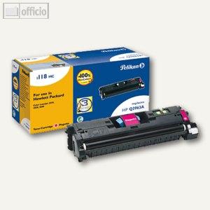 Pelikan Lasertoner I118 HC, kompatibel zur HP LJ2550 Q3963A, magenta, 626950