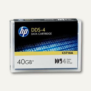 DDS4-Kassette 20.0/40.0 GB