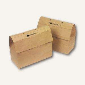 Rexel Abfallsack für Aktenvernichter Mercury, 32 Liter, braun, 50 Stück, 2102505