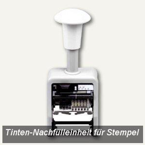 Tinten-Nachfülleinheit für Stempel 09173 & 09174