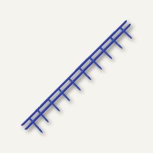 GBC Bindestrips SureBind, 10 Kämme, 51 mm, blau, 100 Stück, 1132885