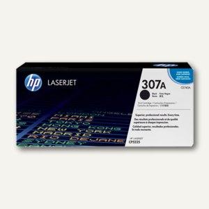 HP Tonerkartusche 307A, schwarz, CE740A