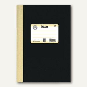 Ursus Geschäftsbuch DIN A4, 9 mm liniert, 80 g/qm, 96 Blatt, 608352000