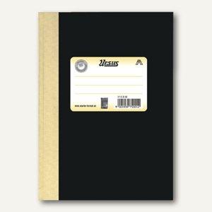 Ursus Geschäftsbuch DIN A5, 10 mm liniert, 80 g/m², 96 Blatt, 608374000