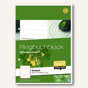 Ringbuch-Block DIN A5