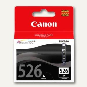 Canon Tintenpatrone IP4850 , schwarz, CLI-526BK, 4540B001