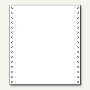 Artikelbild: Endlospapier 8x180 mm (A5 hoch)
