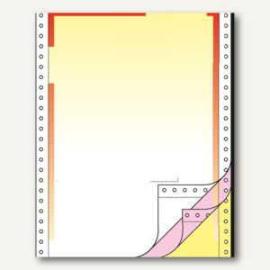 Computer-Briefbogen 24 x 30.5 cm