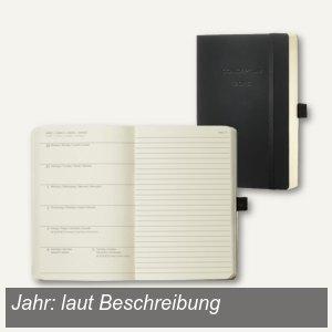 Sigel Wochennotizkalender CONCEPTUM, li. Woche/re. Notizen, ca. A6, C1725