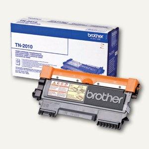 Brother Toner schwarz, ca. 1.000 Seiten, TN2010