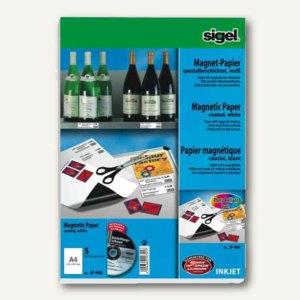 Artikelbild: Inkjet-Magnet-Papier
