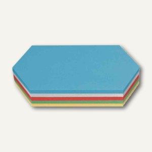 Moderationskarte Rhomben