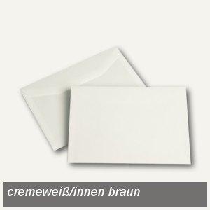 Briefhüllen naturelle C6 ohne Fenster