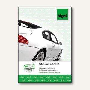 Formularbuch Fahrtenbuch Pkw