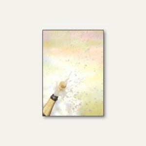 """Sigel Design-Papier """"Brut"""", DIN A4, 90 g/qm, 100 Blatt, DP297"""