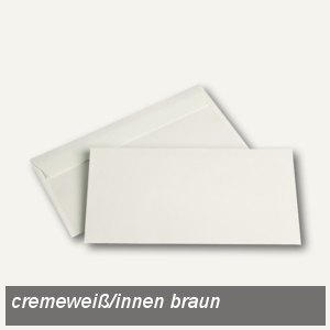 Briefhülle naturelle DL ohne Fenster