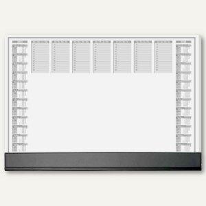 "Sigel Papier-Schreibunterlage ""Office"" - 59 x 41 cm, Kalender, 40 Blatt, HO365"