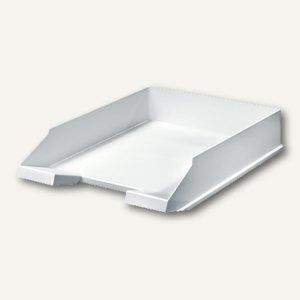 officio Briefablage DIN A4, weiß, 2er Set