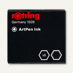 Tintenpatronen für Füllhalter ArtPen
