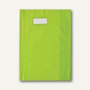 """Elba Heftschoner """"Styl'SMS"""", 170x220mm, PVC, gelbgrün, 25 Stück, 400021215"""