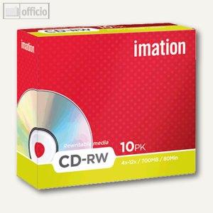 Artikelbild: Imation CD-RW Rohlinge