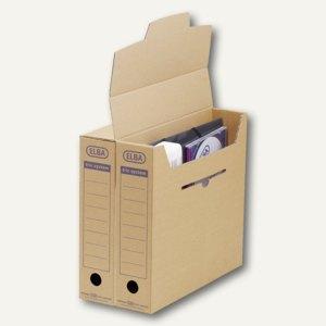 Artikelbild: Archiv-Schachtel tric System