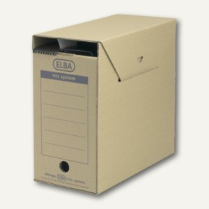 Hängemappen-Archiv tric System standard