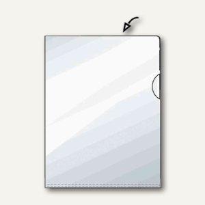"Sichthülle ""Standard"", DIN A4, PVC, genarbt, 150 my, transp., 10 St., 21417190"