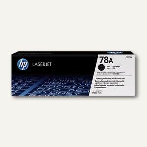 HP Tonerkartusche 78A, schwarz, CE278A