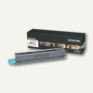 Lexmark Toner für X925, ca. 8.500 Seiten, schwarz, X925H2KG