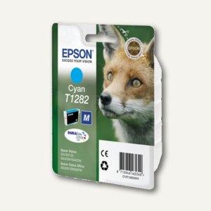 Epson Tintenpatrone T1282, cyan, C13T12824011