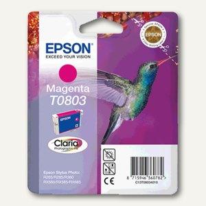 Tintenpatrone T0803