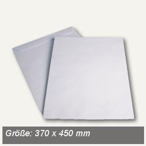 Röntgenfilmtasche 370 x 450 mm, 120g/m², ohne Klebung, Offset weiß, 250 St.