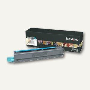 Lexmark Toner für X925, ca. 7.500 Seiten, cyan, X925H2CG