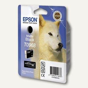 Epson Tintenpatrone T0968, matt-schwarz, C13T09684010