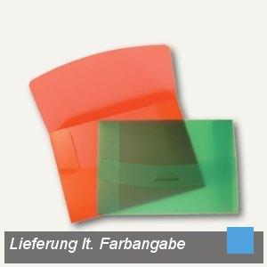 dataplus Sammelmappe 03, DIN A4, blau-transparent, 27400810