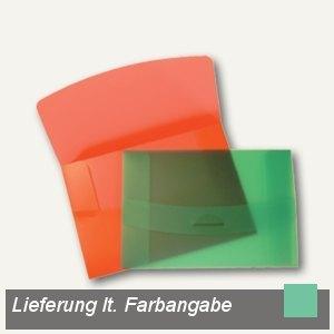 dataplus Sammelmappe 03, DIN A4, grün-transparent, 27400830