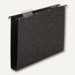 """Elba Hängesammler """"vertic 1"""" A4 mit Vollsichtreiter, 40 mm, schwarz, 100552057"""