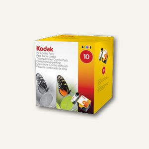 Kodak Tintenpatrone Bundle schwarz + color, 3949948