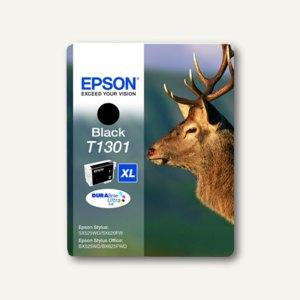 Epson Tintenpatrone T1301 XL, schwarz, C13T13014010