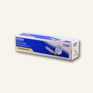 Epson Toner für AcuLaser CX21, gelb, C13S050316