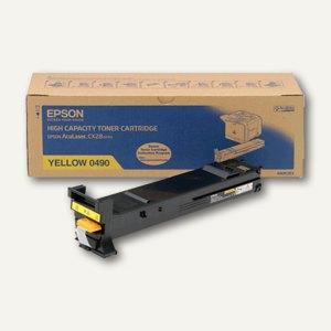 Epson Toner für AcuLAser CX28, gelb, 8.000 Seiten, C13S050490
