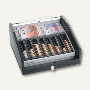Inkiess Rolljalousiekasse 861 PU/R, 8 Münz- und 6 Notenfächer, 60861011217999
